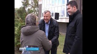 Пострадавшие от двойных продаж дольщики Калининграда получили ключи