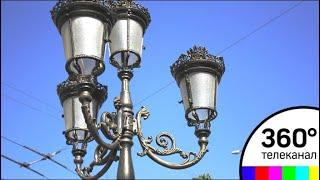 На дорогах Подмосковья проведут новое освещение
