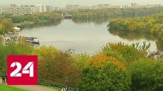 Американский телеканал позвал в Москву посмотреть на золотую осень - Россия 24