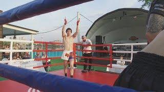 UTV. В Уфе состоялись бои чемпионов по тайскому боксу и кикбоксингу