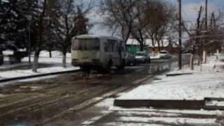 На Краснодар надвигаются ливень и мокрый снег