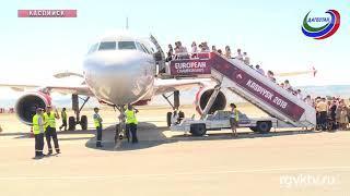 Махачкалинский аэропорт планирует поставить рекорд по перевозкам