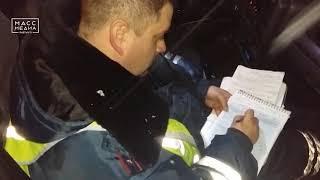 Водитель убийца арестован