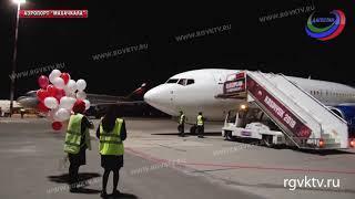 «Аэрофлот» запустил рейсы из Махачкалы в Шереметьево