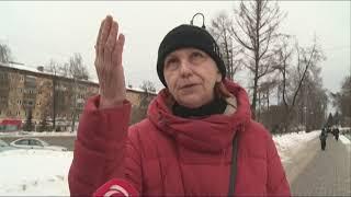 06 02 2018 Коммунальщики разъяснили, кто должен счищать снег с козырьков и балконов