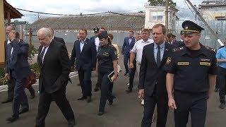 Законодатели в за решёткой – сенаторы посетили исправительные учреждения Мордовии