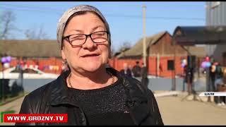 В районах Чечни прошли Выборы Президента РФ