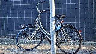 Влюбленный пенсионер из Нефтеюганска похитил велосипед
