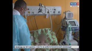 В Республиканской детской больнице после капитального ремонта открылось отделение реанимации