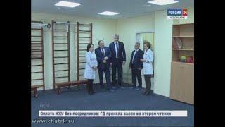В Чувашии побывал министр здравоохранения Калужской области  Константин Баранов