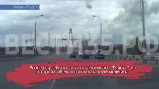 Череповецкий полицейский помог доставить пострадавшего ребенка в больницу