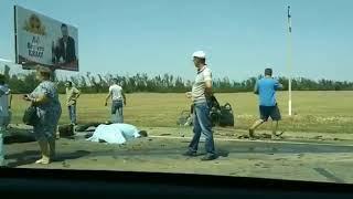 ДТП под Краснодаром. Погибли 4 человека. 5 августа 2018