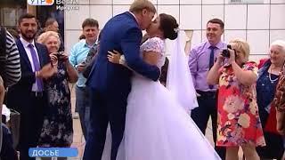 Более четырёхсот пар в Иркутской области поженятся в «красивые» даты августа