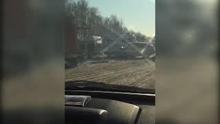 Страшная авария в Дятьковском районе