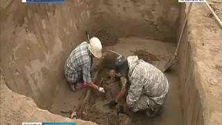На дне Саяно-Шушенского водохранилища обнаружены около 100 могил
