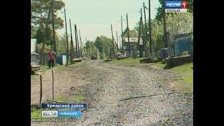 Бездорожье стало бичом для жителей села Шигали Урмарского района