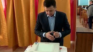 """Дмитрий Миронов: """"Мы выполнили свой гражданский долг, проголосовали за сильную Россию"""""""