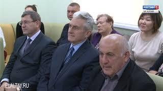 После масштабной реконструкции в Усть-Кане открылся дополнительный офис Сбербанка