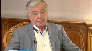 Анонс: интервью с народным артистом Советского Союза, скрипачом-виртуозом  Виктором Третьяковым