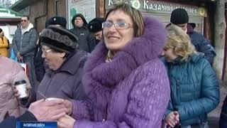 На Дону выбрали лучшую куклу Масленицы