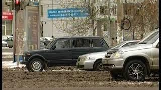 Многочисленные аварии и заторы. Из-за снегопада Челябинск встал в 10-балльных пробках