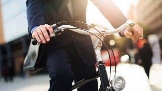 Югорчане отправятся на работу на велосипеде