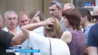 Планы строителей пугают жильцов дома в Ставрополе