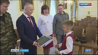 """Телевизионный конкурс """"Служу России"""" завершился"""