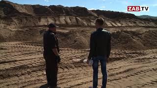 Охранник новой школы в Большой Туре рассказал про откопанные строителями гробы и кости
