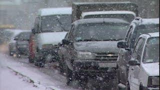Погода в Башкирии: зима не отступает