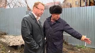 27 04 2018 «Никто пройти не может», - депутаты Гордумы Ижевска проверили дороги в Ленинском районе
