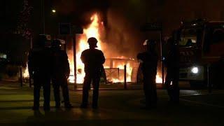Полицейский арестован, но беспорядки в Нанте не утихают…