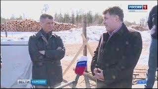 Рашид Нургалиев провел совещание  в поселке Пяозерский