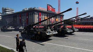 70-летие КНДР: парад без ракет