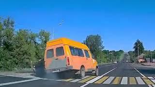 Дураки и Дороги   Подборка ДТП и Аварий