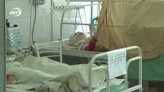 Скончались трое подростков, пострадавшие при взрыве в спортзале в Дагестане