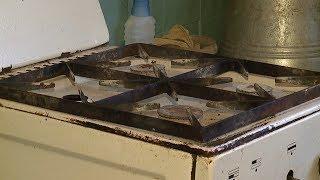 Жильцы саранского общежития боятся пользоваться газом