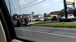 VIA Transit Police On Scene