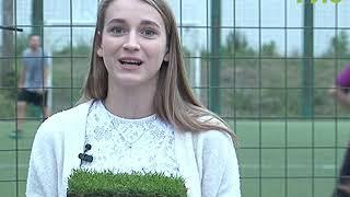 """Настадионе""""Металлург""""раздавали траву — причем, совершенно официально"""