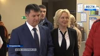 Андрей Тарасенко отдал свой голос за будущего Президента. 1