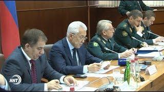 Владимир Васильев принял участие в совещании таможни РД