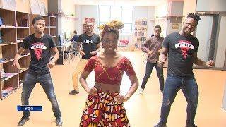 Иностранные студенты УГНТУ осваивают национальные башкирские танцы