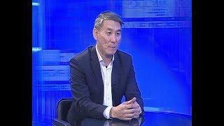 Гость в студии - Генеральный директор ООО «Лотос», Эрдэни Баяртуев