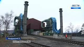 В Приморье в бухте Врангель открылось движение нового железнодорожного парка