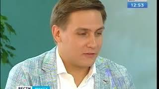 """В гостях у """"Клуба публичной политики"""" сенатор Виталий Шуба"""