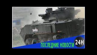 """В россии появится новый колесный танк на платформе """"бумеранг"""""""