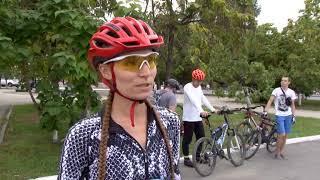В Саратове прошла репитиция велопробега