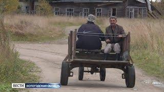 Жители деревни Яхренга жалуются на отсутствие автобуса