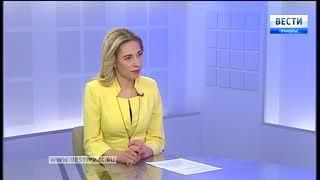 «Вести: Приморье. Интервью» с Владимиром Беспаловым