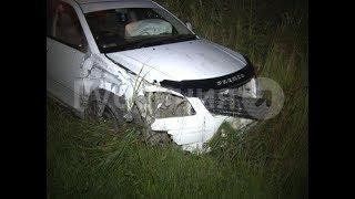 Нетрезвый водитель пытался скрыться от полицейского преследования и попал в ДТП. Mestoprotv